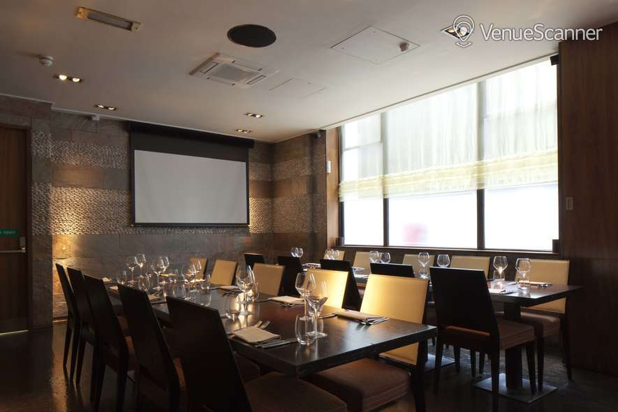 Hire Mint Leaf Lounge Small Private Dining Room 4