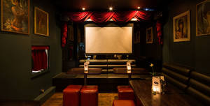 Cafe Tabac, Cinema Room