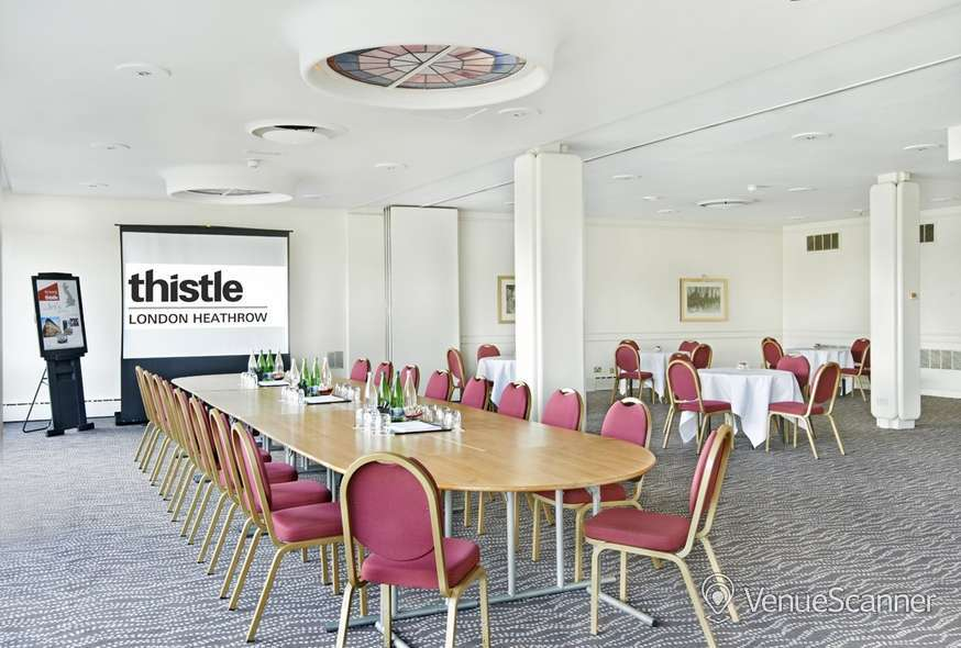 Hire Thistle London Heathrow Terminal 5 Print Room