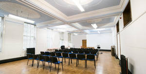 Bethnal Green Library, Grand Hall
