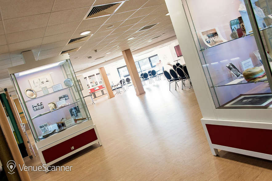Hire Sophia Gardens Cardiff At Glamorgan Cricket Club The Museum 1