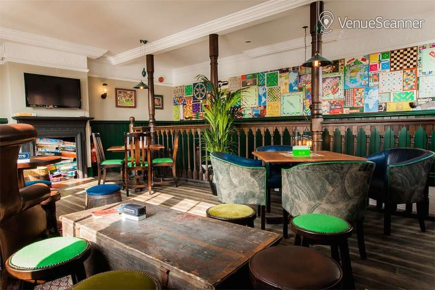 Hire The George Iv The Games Room 1