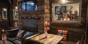 Nordic Bar, The Lodge