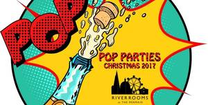 The Mermaid London, Pop Parties Christmas 2017
