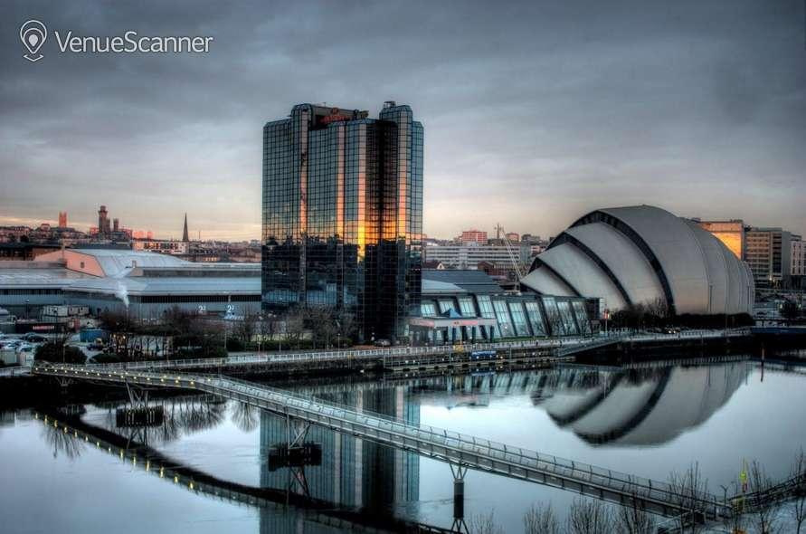 Hire Crowne Plaza Glasgow Castle Suite 1