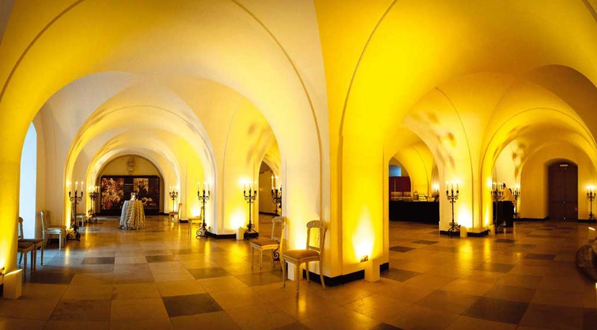 Hire Banqueting House The Undercroft Venuescanner