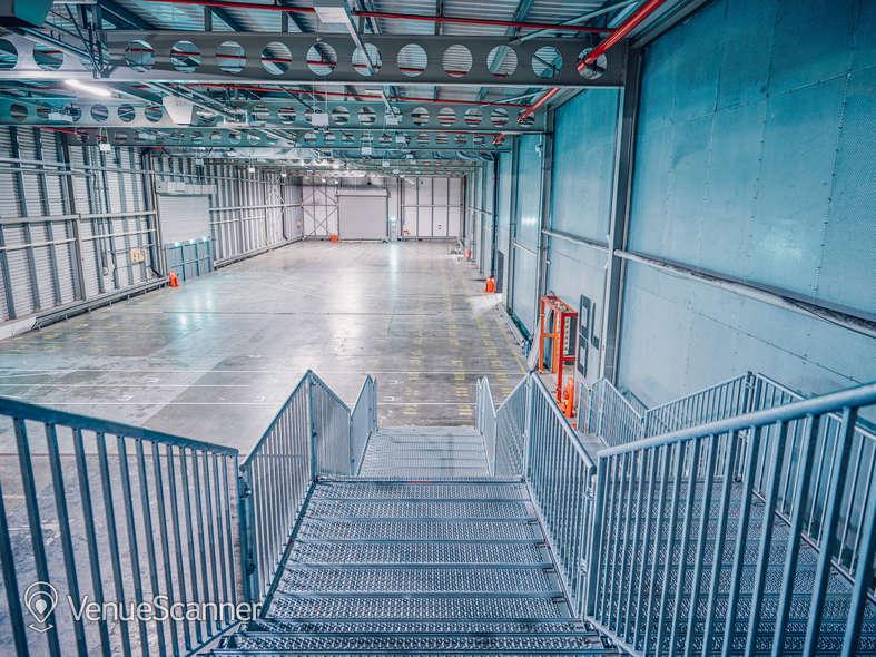 Hire Printworks London (Created By Venue Lab) Reel Storage 3