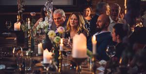 The Chimney House, Wedding