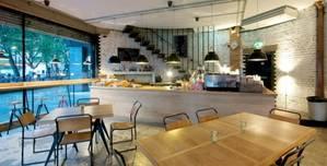 Shoreditch Grind, Cafe