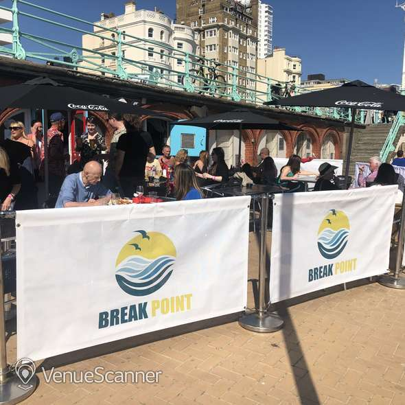 Hire Break Point Beach Cafe Whole Venue Hire 2