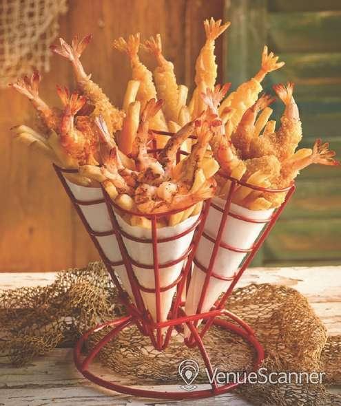 Hire Bubba Gump Shrimp, London Beaufort Room 8