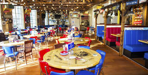 Bubba Gump Shrimp, London, Beaufort Room