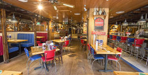 Bubba Gump Shrimp, London, Exclusive Hire