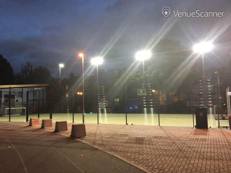 Hire Hammersmith Academy Astroturf