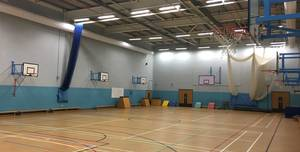 Hammersmith Academy, Sports Hall