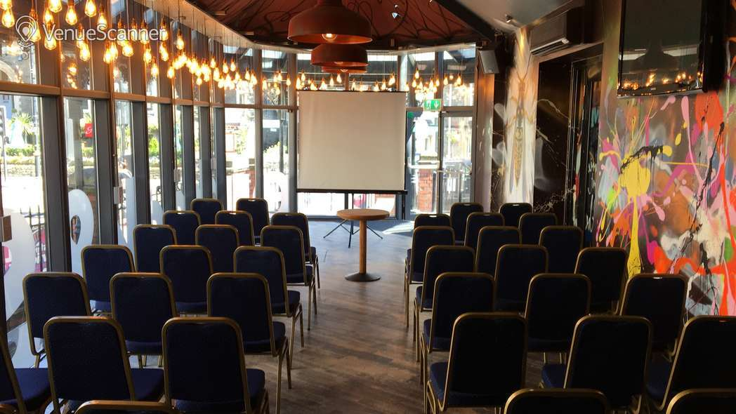 Hire Steinbeck And Shaw Cardiff Conservatory 1