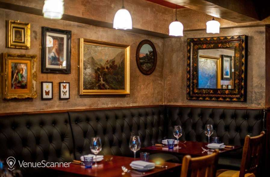 Hire The Ox Cheltenham The Restaurant 1