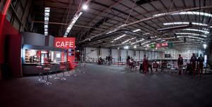 Teamsport Go Karting Manchester Trafford, Mezzanine