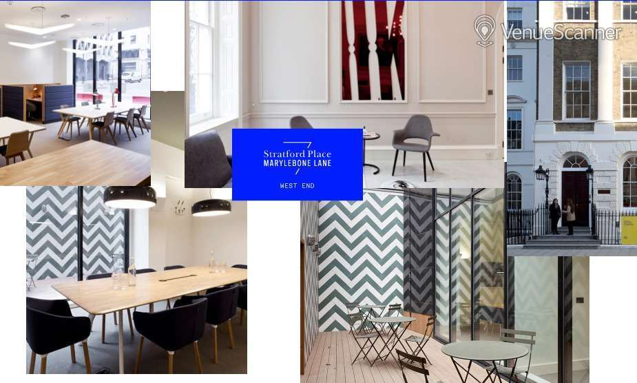 Hire The Office Group Stratford Place Meeting Room 2 1