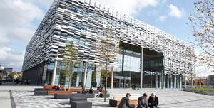 The Brooks Building At Birley Mmu, Meeting rooms