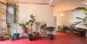 Apiary Studios, Entrance/reception