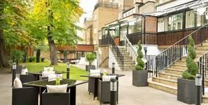 Grand Plaza Kensington, Garden Cafe And Lounge