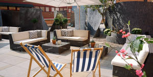 St.pancras Renaissance Hotel London, Roof Garden St. Pancras