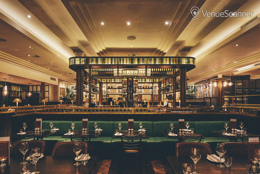 Hire Gusto Restaurant Manchester Private Dining 1