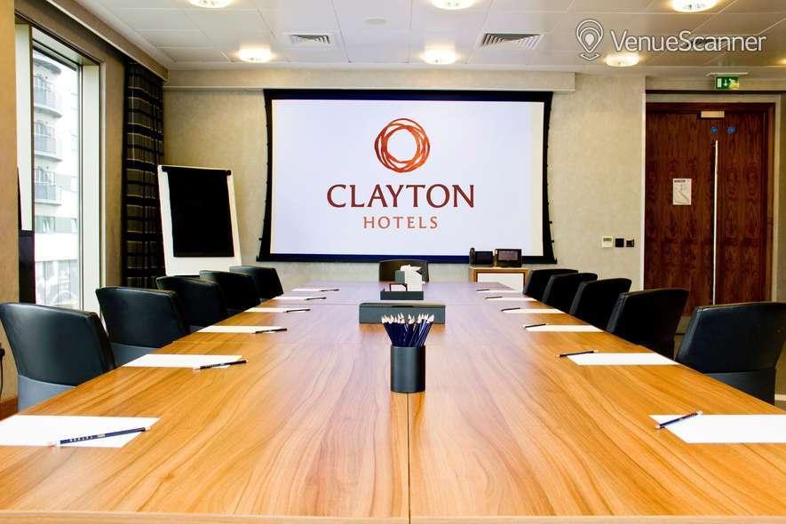 Hire Clayton Hotels Birmingham Meeting Room Four