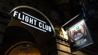 Flight Club Manchester, Exclusive Hire