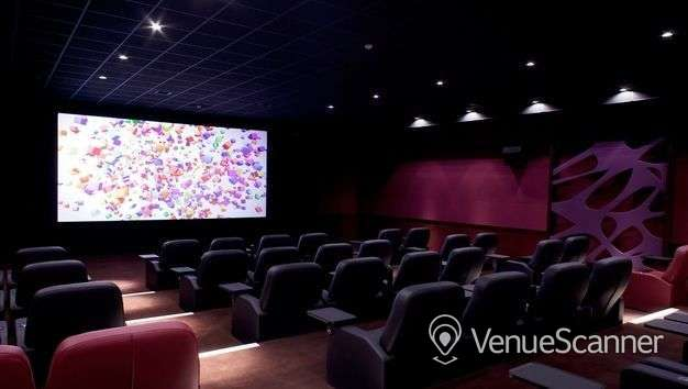 Hire Odeon Whiteleys The Lounge Screen 4