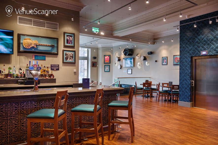 Hire Hard Rock Cafe Glasgow Live Lounge 3