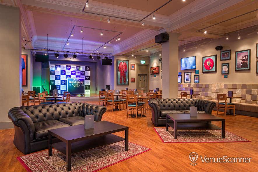 Hire Hard Rock Cafe Glasgow Live Lounge 6