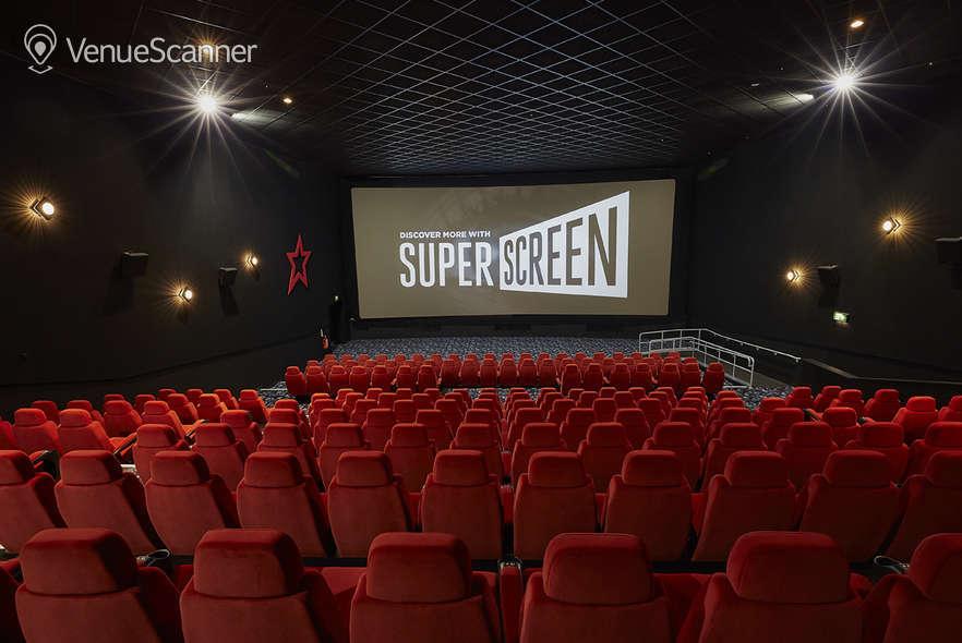 Hire Cineworld Birmingham Broad Street Screen 11