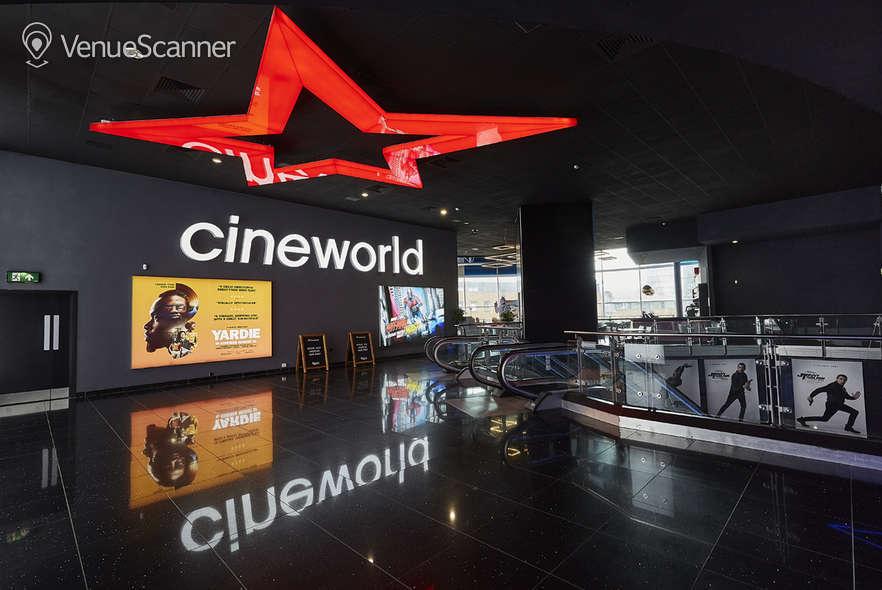 Hire Cineworld Birmingham Broad Street Screen 2