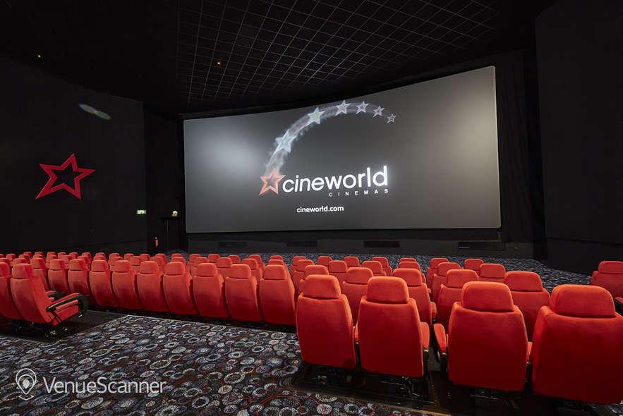 Hire Cineworld Birmingham Broad Street Screen 1 3