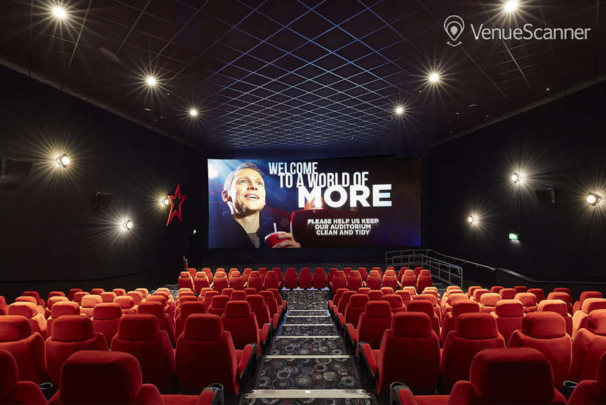 Hire Cineworld Birmingham Broad Street Screen 12 1