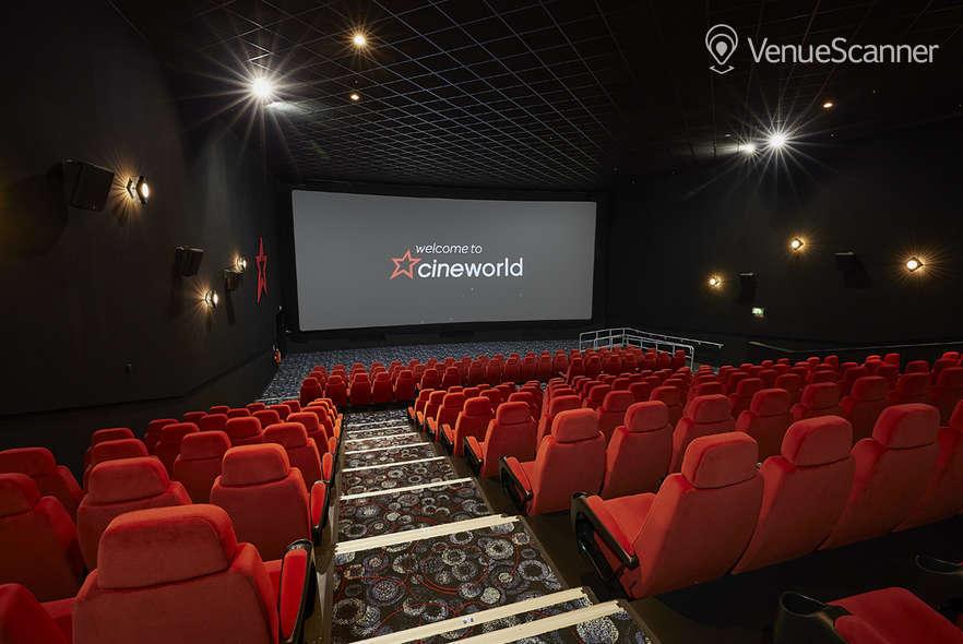 Hire Cineworld Birmingham Broad Street Screen 10