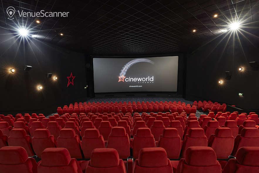 Hire Cineworld Birmingham Broad Street Screen 1 2