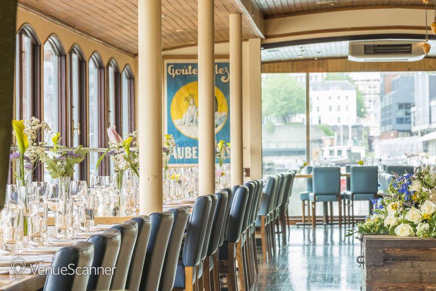 Hire The Glassboat Main Restaurant 2