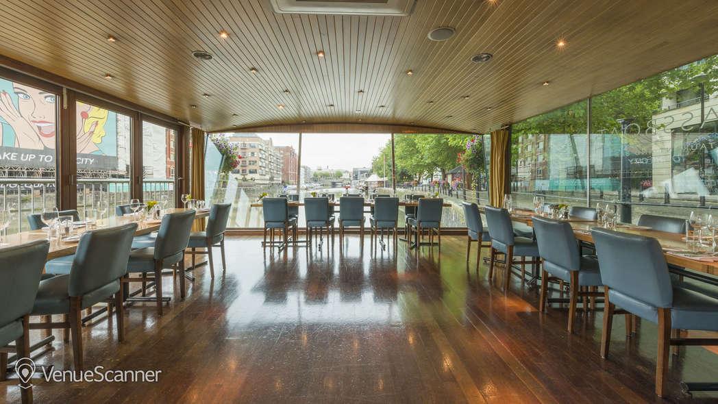 Hire The Glassboat Main Restaurant
