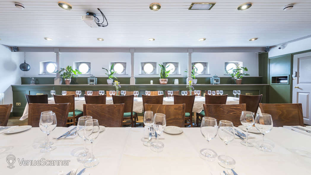 Hire Glassboat Brasserie The Lower Deck