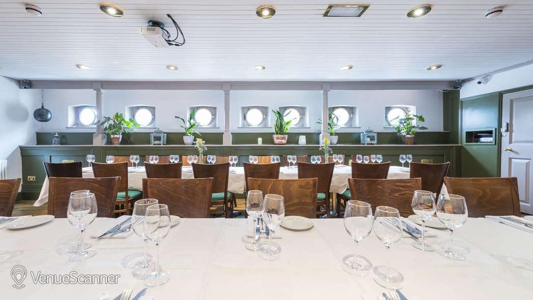 Hire Glassboat Brasserie The Lower Deck