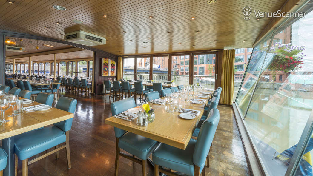 Hire The Glassboat Main Restaurant 1