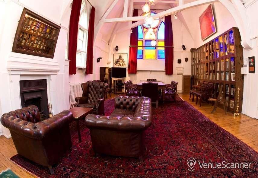 Hire October Gallery Club Room 3