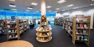 Springburn Library, Springburn Library