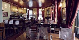 The Burlington Arms, Upstairs Dining Room