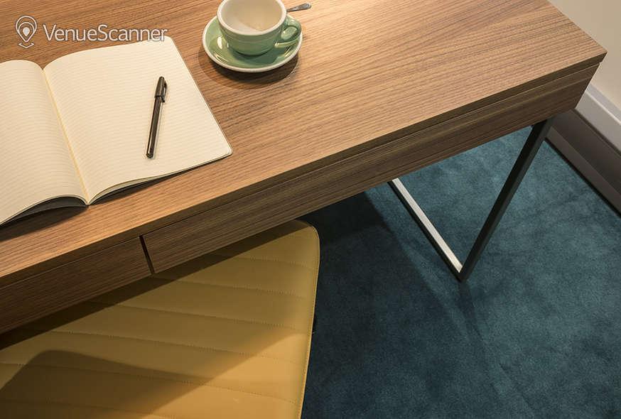 Hire St. Pancras Meeting Rooms Study 2