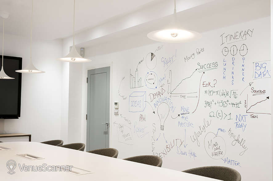 Hire St. Pancras Meeting Rooms Office 3
