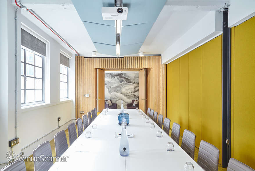 Hire St. Pancras Meeting Rooms Sky Room 1
